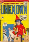 Cover For Adventures into the Unknown 101