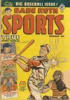 Cover For Babe Ruth Sports Comics 9