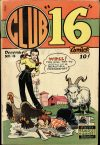 Cover For Club 16 4