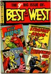 Cover For Best of the West 9