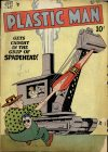 Cover For Plastic Man 12