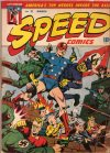 Cover For Speed Comics 31