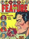 Cover For Feature Comics 48