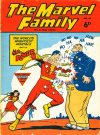 Cover For The Marvel Family 64