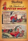 Cover For The Adventures of Peter Wheat 14