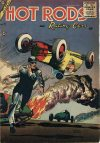Cover For Hot Rods and Racing Cars 21