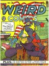 Cover For Weird Comics 19