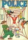 Cover For Police Comics 68