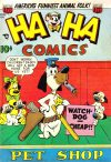 Cover For Ha Ha Comics 92