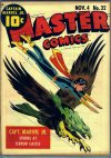 Cover For Master Comics 32