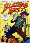 Cover For Blazing West 15