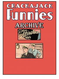 Large Thumbnail For Don Winslow of the Navy - Crackajack Archive