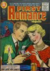 Cover For First Romance Magazine 35