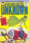 Cover For Adventures into the Unknown 117
