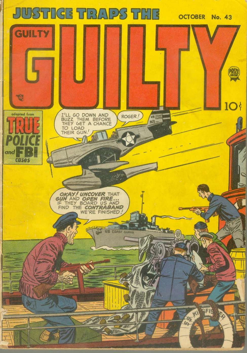 Comic Book Cover For Justice Traps the Guilty v6 1 (43)