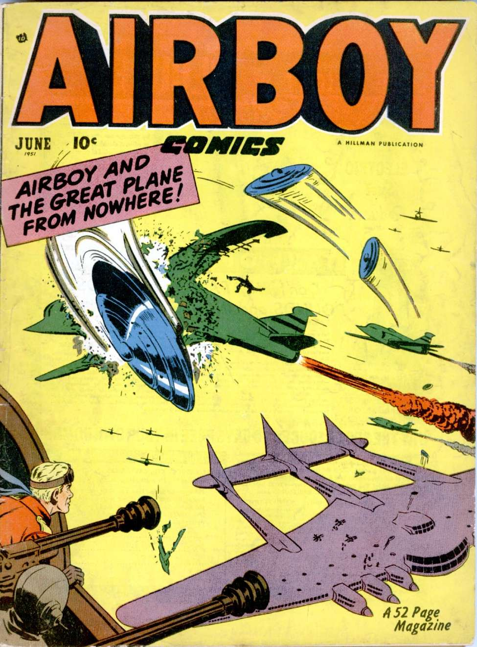 Comic Book Cover For Airboy Comics v8 5 [88]