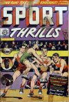 Cover For Sport Thrills 13