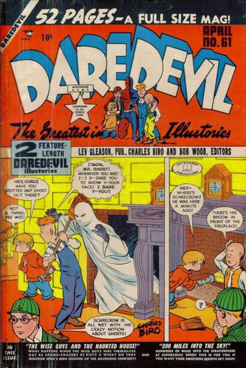 Comic Book Cover For Daredevil - The Complete Archive Part 6