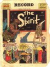 Cover For The Spirit (1944 3 12) Philadelphia Record
