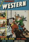 Cover For Cowboy Western 52