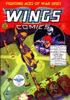 Cover For Wings Comics 2 (paper/2fiche)