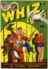 Cover For Whiz Comics 71