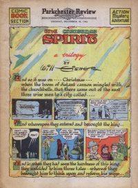 Large Thumbnail For The Spirit 12/28/1941