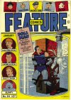 Cover For Feature Comics 84