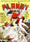 Cover For Planet Comics 15 (fiche)