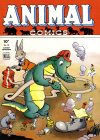 Cover For Animal Comics 10