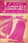 Cover For L'Agent IXE 13 v2 139 Le train de la mort