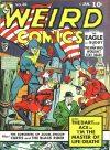Cover For Weird Comics 20