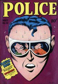 Large Thumbnail For Police Comics #30