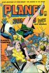 Cover For Planet Comics 32