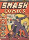 Cover For Smash Comics 31