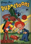 Cover For George Pal's Puppetoons 13
