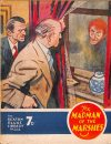 Cover For Sexton Blake Library S3 204 The Madman of the Marshes