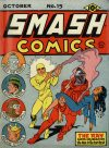 Cover For Smash Comics 15