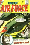 Cover For Fightin' Air Force 22