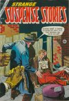 Cover For Strange Suspense Stories 17