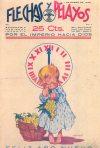Cover For Flechas y pelayos 4