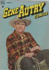 Cover For Gene Autry Comics 12