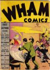 Cover For Wham Comics 1