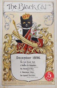 Large Thumbnail For The Black Cat 015 - The Lost Brook Trail - Bert Leston Taylor