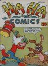 Cover For Ha Ha Comics 3