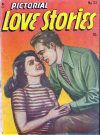 Cover For Pictorial Love Stories 22
