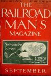 Cover For The Railroad Man's Magazine v12 4