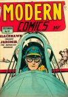 Cover For Modern Comics 92