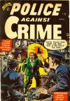 Cover For Police Against Crime 1