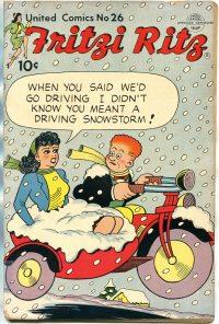 Large Thumbnail For United Comics #26